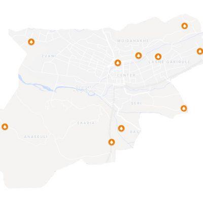 რეკომენდაციები ოზურგეთის მუნიციპალიტეტს ქალაქში არსებული სარეკრეაციო სივრცეების გაუმჯობესებისთვის