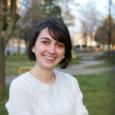 Natia Vashalomidze